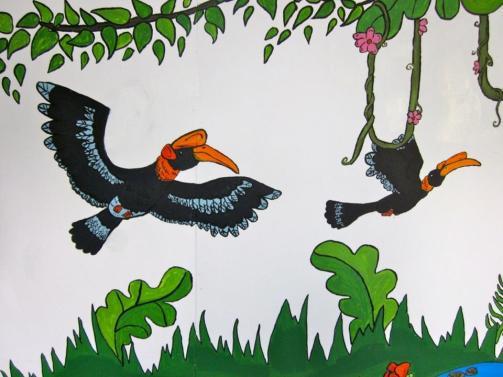 songsaa-mural-hornbills