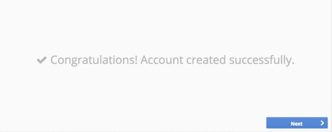 buxenger add website step 4