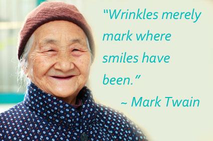 Wrinkles-Smiles