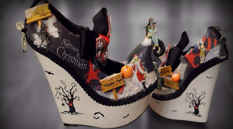 copyright: Milly J Shoes