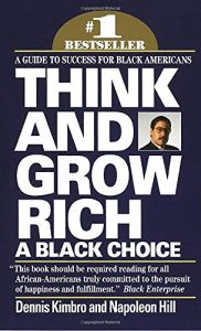 image of the book think and grow rich, A Black Choice