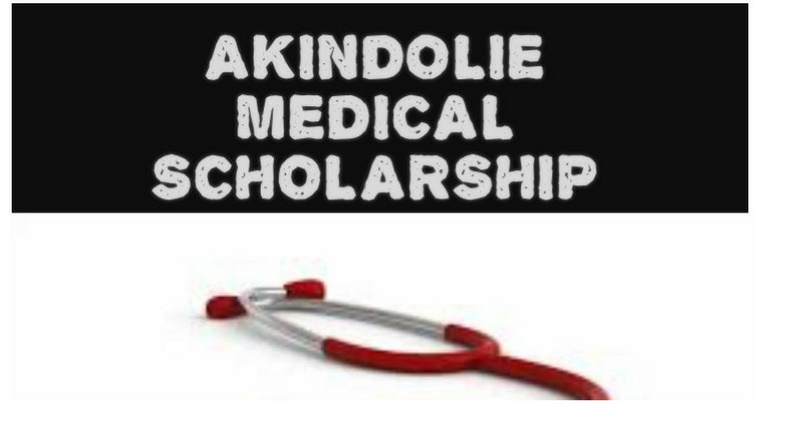 Applications to Akindolie Medical Scholarship now open