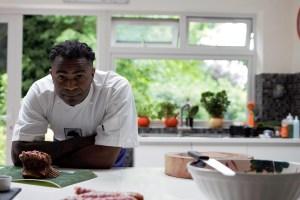 image of Chef Anthony Cumberbatch