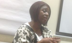 image of Dr Clare Anyiam Osigwe from PREMAE