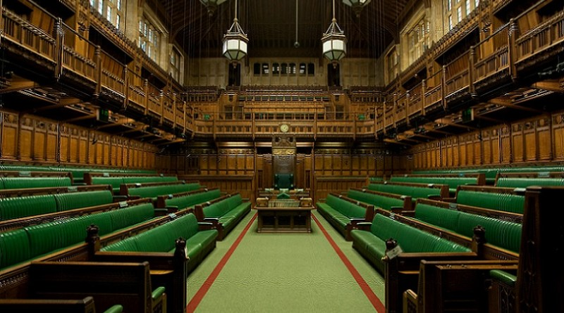 image if chamber in Parliament