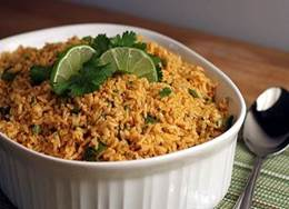 image of Vegetarian Curried Brown Rice