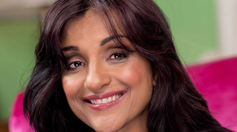 Founder and CEO Geeta Sidhu-Robb of Nosh Detox company based in London. credit : Chris Winter / Nosh Detox