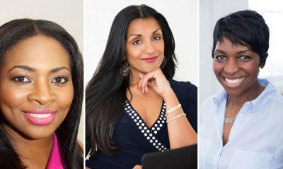 image of PRECIOUS women panel for April