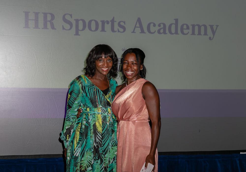 image of Brenda and Michela at 2019 awards