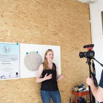 Le Slow Tour Interview   Precious Plastic Den Haag   PPDH