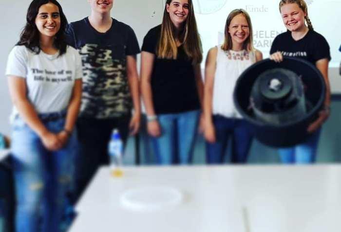 Students Project   Precious Plastic Den Haag   PPDH