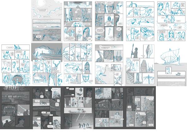 Storyboard en cours