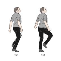 Flamenco, fig. 4 et 5