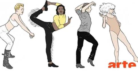 Let's Dance sur Arte Creative
