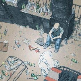 Episode - Arte.tv - Breaking Bad - Post-party