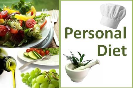 personal diet