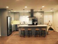 Williger, Burbank Kitchen portfolio - Precise Home Builders