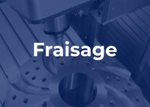 Fraisage chez Precision IMS fabrication de moules et pièces complexes. Nos services