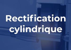 Rectification cylindrique chez Precision IMS fabrication de moules et pièces complexes. Nos services