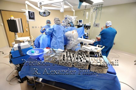 Hospital Operating Room Photography