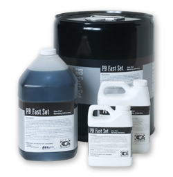 Our single component adhesive, pb-fast.