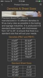precision board mobile