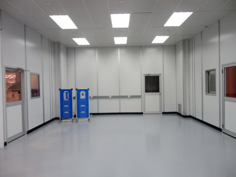 Modular Cleanroom Hardwall Cleanroom  Precision Cleanrooms