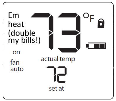 When to use emergency heat with your Indiana heat pump
