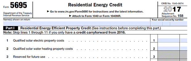 2017 Geothermal Tax Credit Instructions are here
