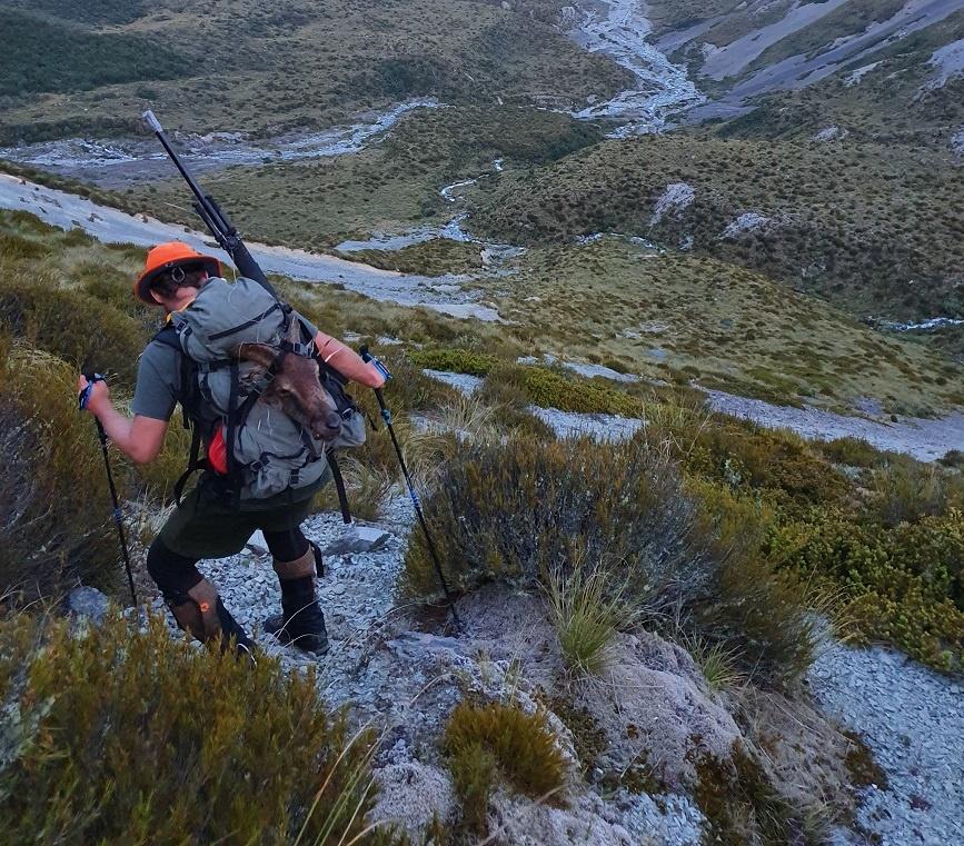 mountain hunters