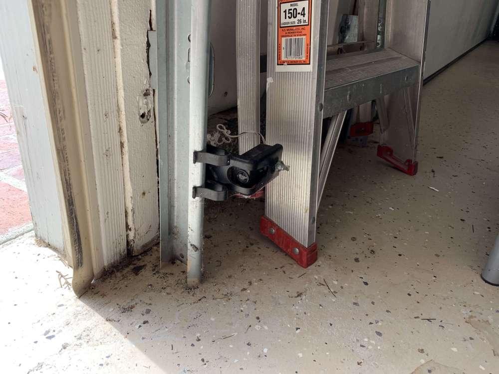 medium resolution of garage door sensor