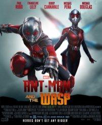antman wasp poster