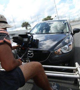 Mazda camera car 2