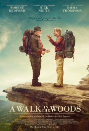 walk in the woods poster