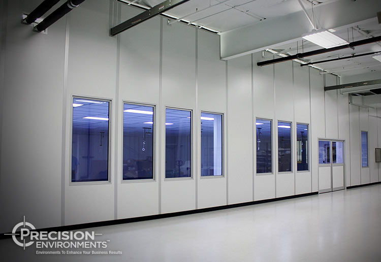 Modular Cleanrooms  Precision Environments Inc