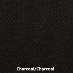 This sun solar shade fabric is called Charcoal/Charcoal, so very black. This is for our M Screen series.