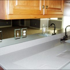 Kitchen Mirrors Exhaust Cleaning 06 Backsplash Wall Precision Glass