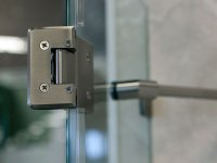 Glass to Glass Hinge  Precision Glass & Shower