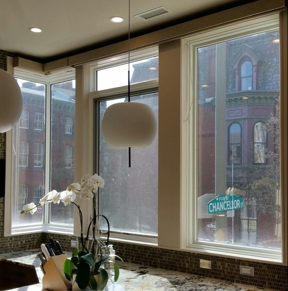 Philadelphia Homeowner Uses Window Film to Combat Heat and Glare 4