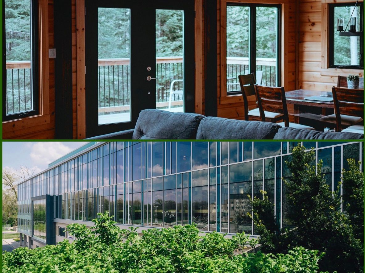 Seeing Green: Solar Control Window Films Save Money & Conserve Energy - Home and Commercial Window Film in Tabernacle, New Jersey
