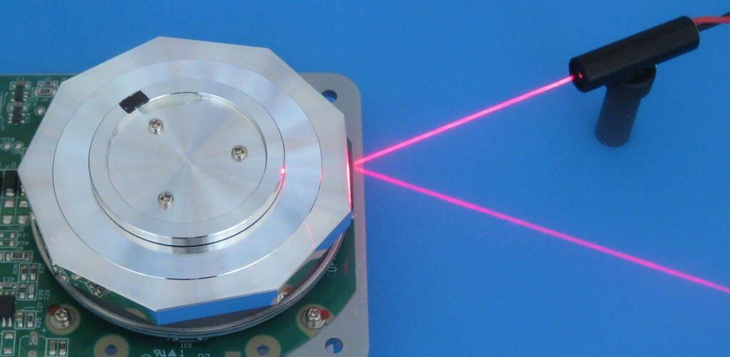 How Do Lasers Work Laser Diode On Circuitboard