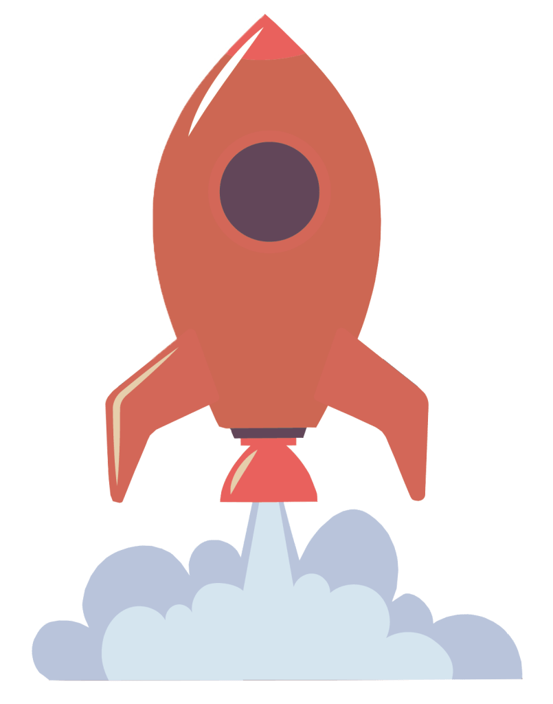 Rocket Ship, Precision SMS is FAST