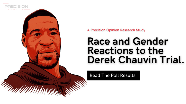 Read more about the article New Study: Race and Gender Reactions to the Derek Chauvin Trial