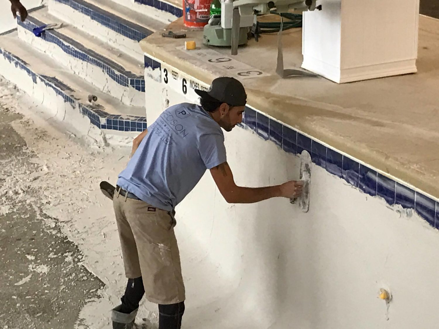 inground pool resurfacing, commercial pool repair, New York, pool installation,