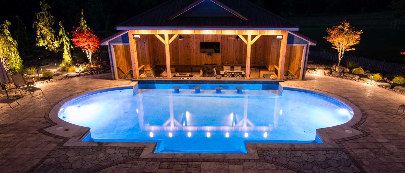 Learn more about precision pool and spa rochester ny for Pool design rochester ny