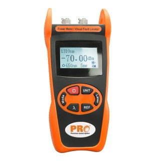 PM-501B-VFL Power Meter and VFL