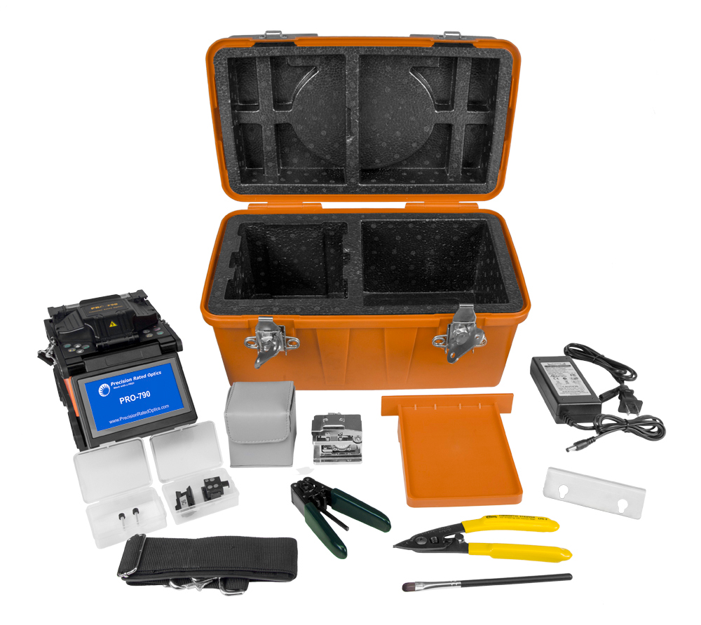PRO-790 Fusion Splicer Kit