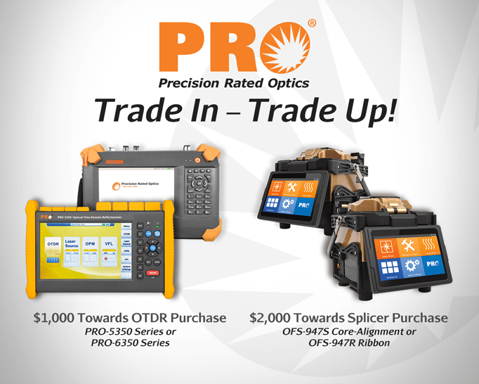 Precision Rated Optics | Trade In - Trade Up!
