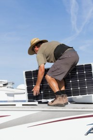 RV Power from Precision RV Solar