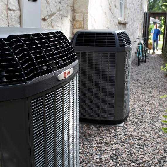 hvac outdoor units
